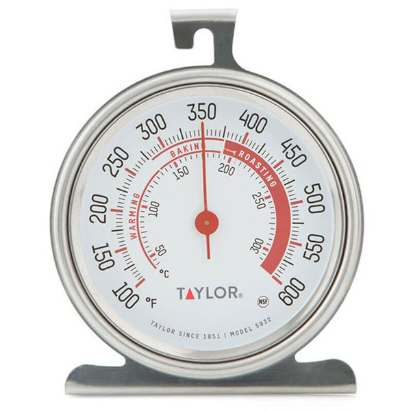 Classic Large Dial BBQ Oven Thermometer