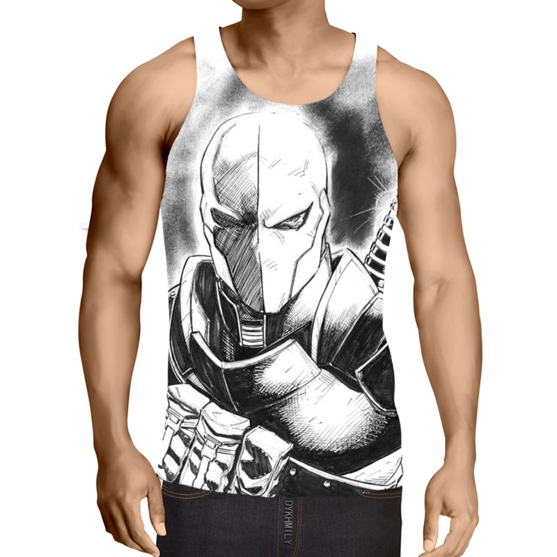 3D Printed Deathstroke Tank Top