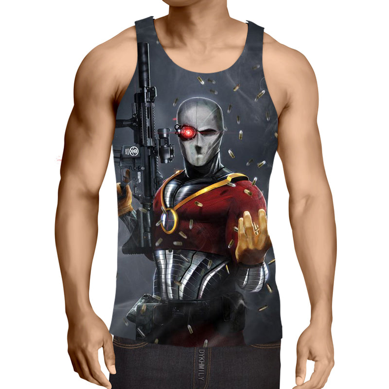 3D Printed Deadshot Tank Top