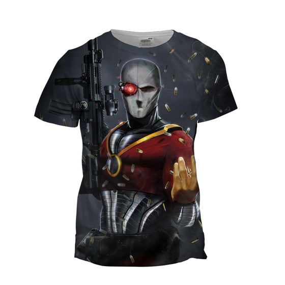 3D Printed Dead shot T Shirt