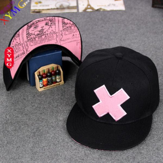 One Piece Chopper Snapback Hat