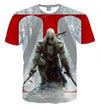Assassin's Creed - :Ratonhnhaké:ton 3D Printed T Shirt