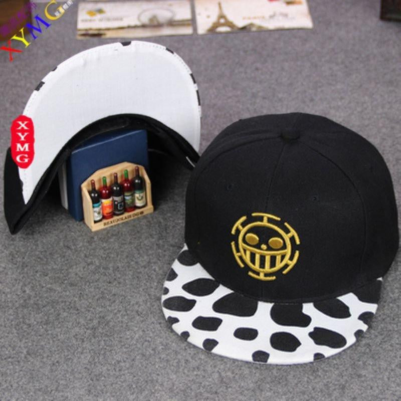 One Piece Trafalgar Law Snapback Hat