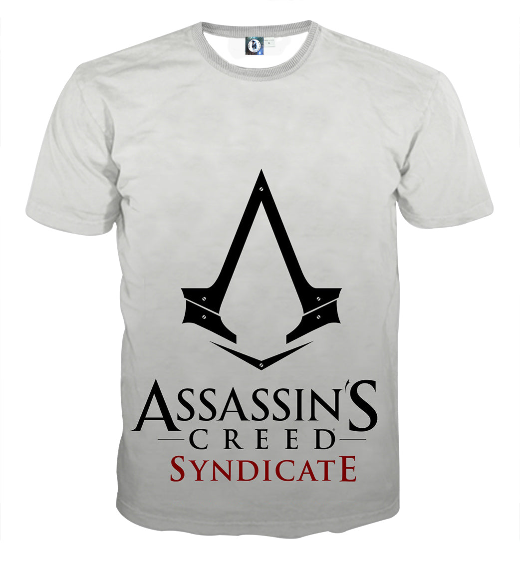 Assassin's Creed - Assassin's Creed Syndicate 3D Printed T Shirt