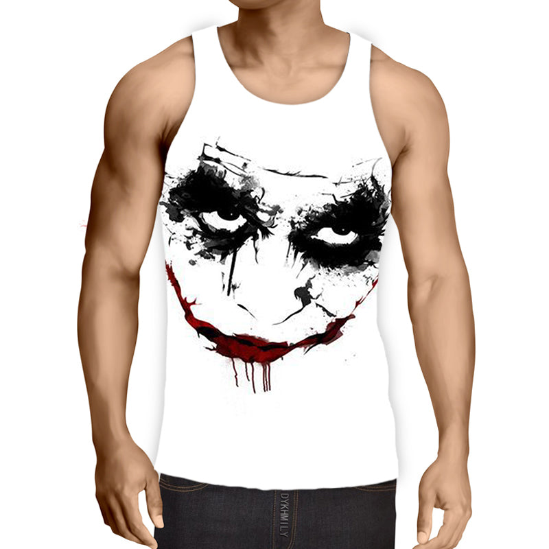 3D Printed Joker Tank Top