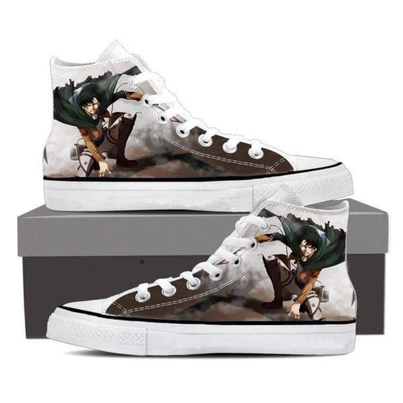 Attack On Titan Captain Levi Attack On Titan Shoes