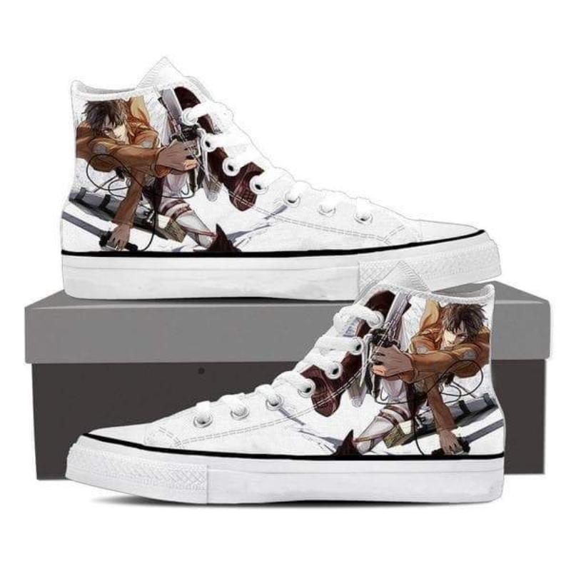 Attack On Titan Eren Blades Attack On Titan Shoes