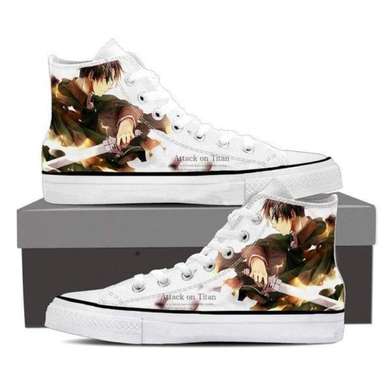 Attack On Titan Levi Blades Attack On Titan Shoes