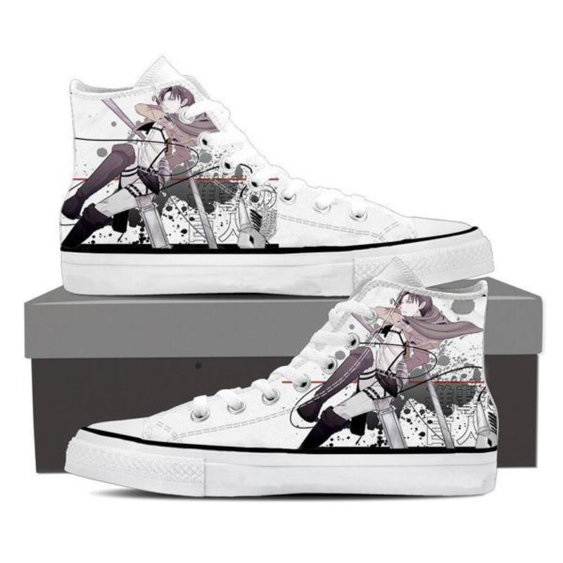 Attack On Titan Levi Blades and ODM Attack On Titan Shoes