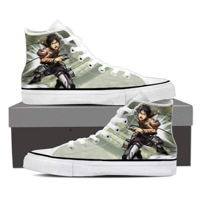 Attack On Titan Raging Ackerman Levi Attack On Titan Shoes