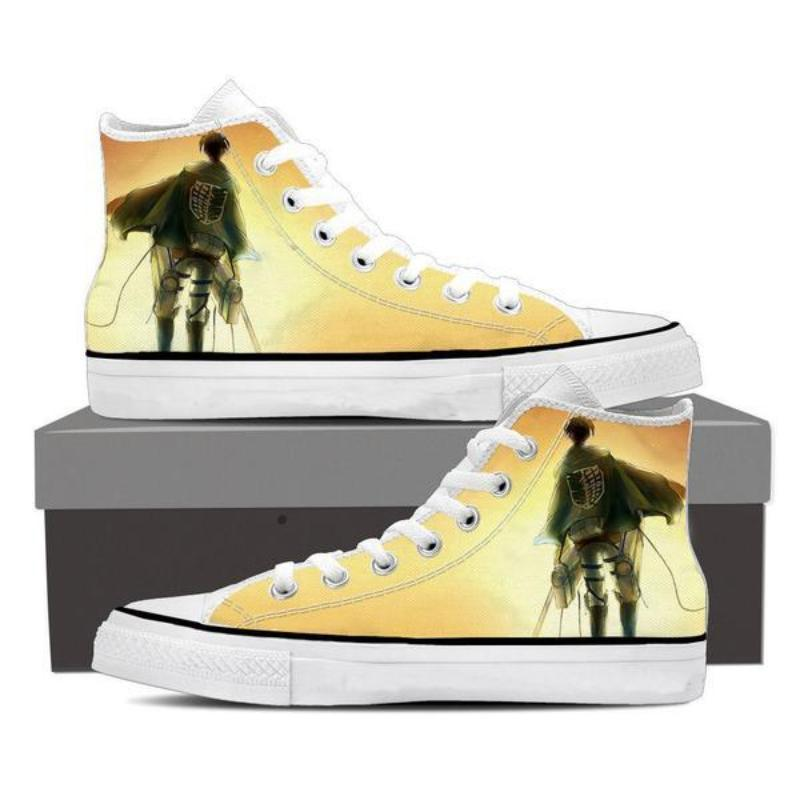Attack On Titan Soldier Attack On Titan Shoes
