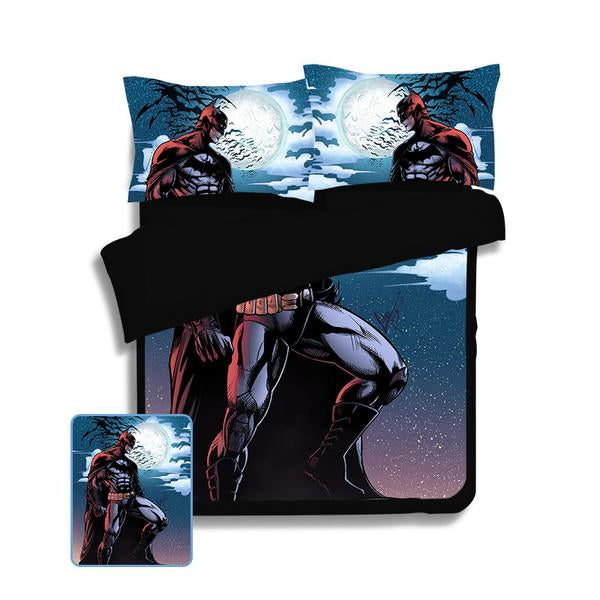 Batman Bedding Apricity Edition Bed Set