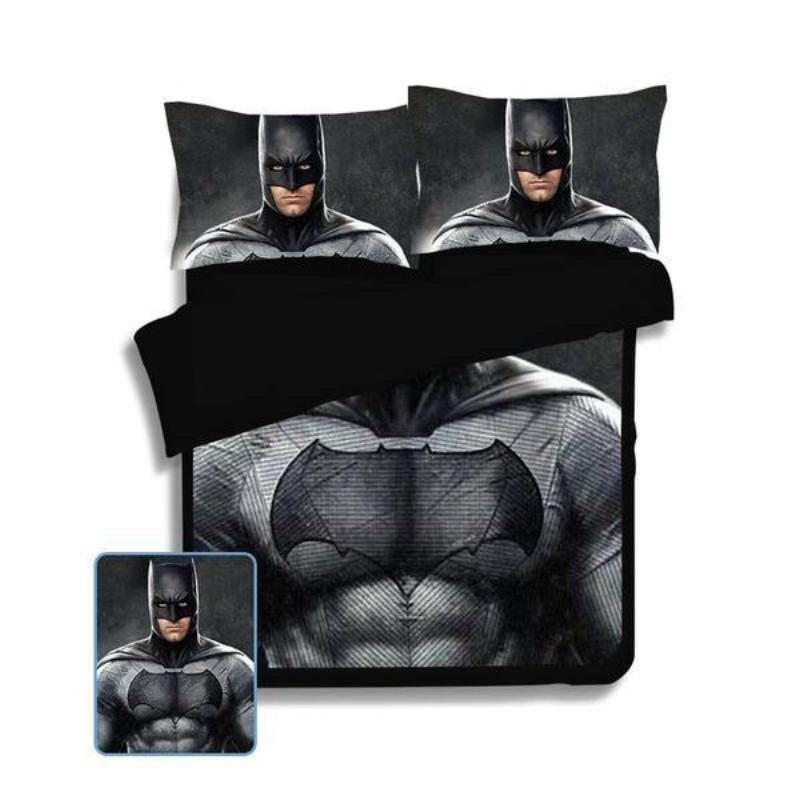 Batman Arcanum Bed Set