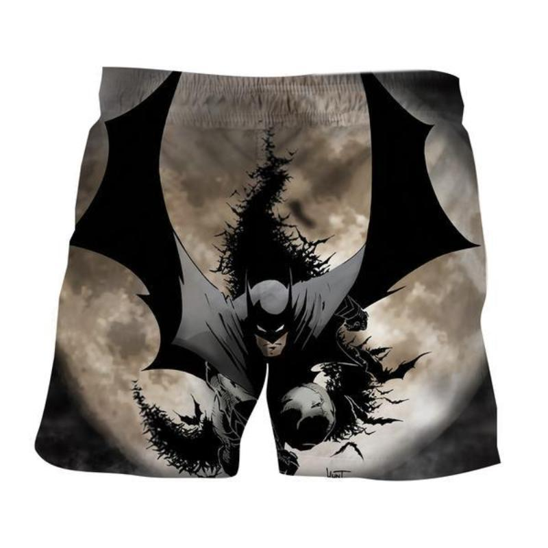 Batman Augment 3D Printed Batman Shorts