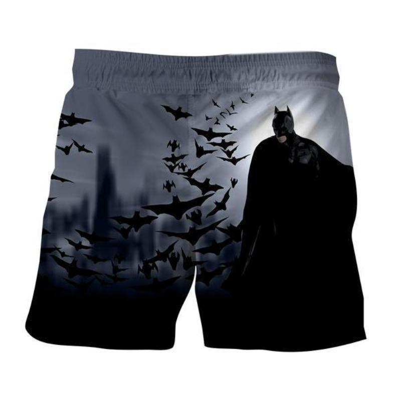 Batman Bats Are Angels 3D Printed Batman Shorts