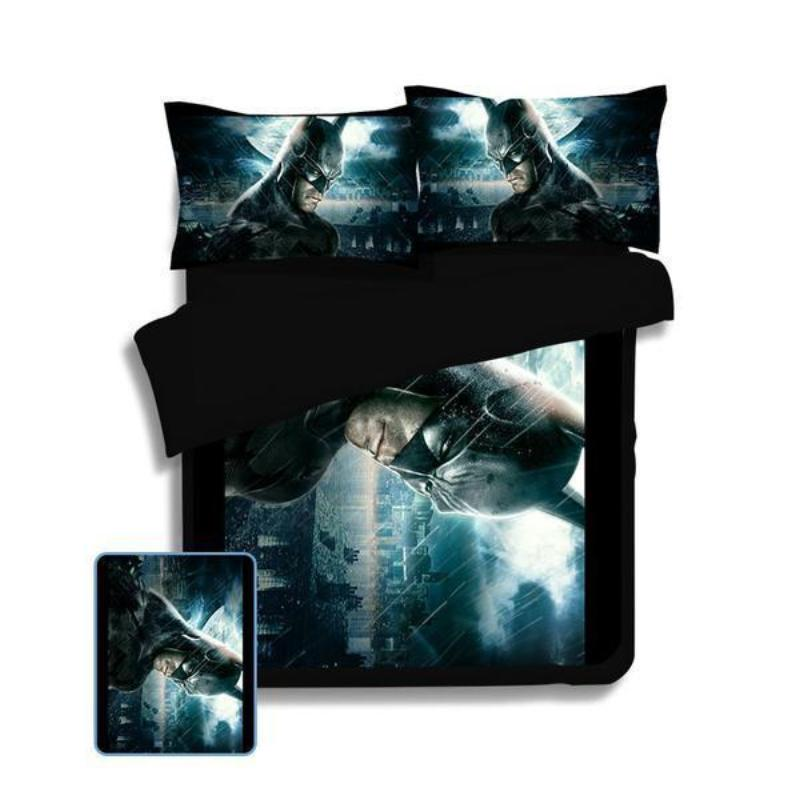 Batman Beleaguer Bed Set