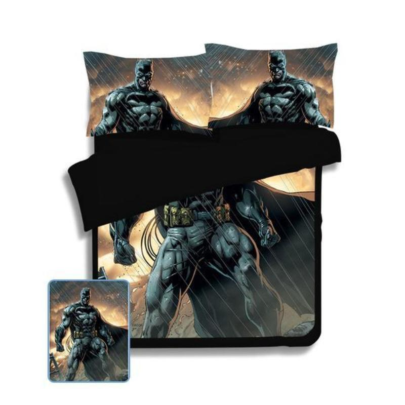 Batman Clandestine Bed Set