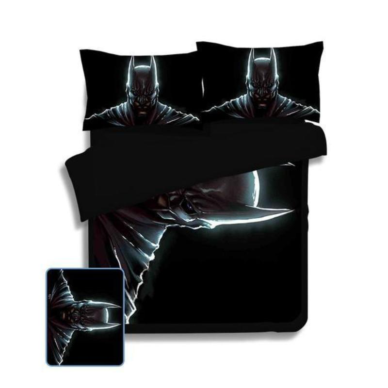 Batman Bedding Set Pulchritudinous Style