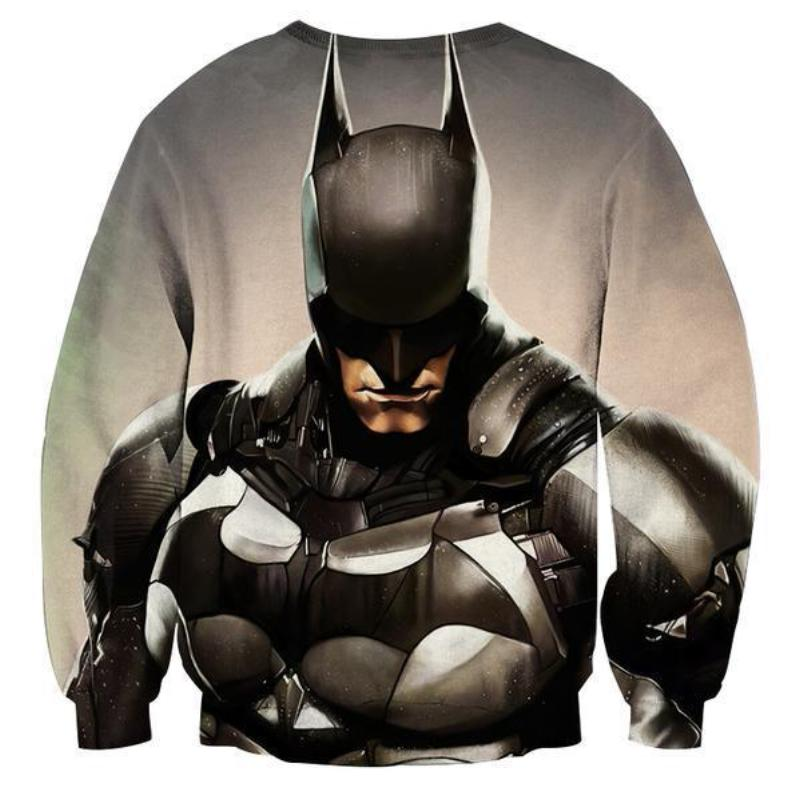 Batman Regrets 3D Printed Batman Sweatshirt