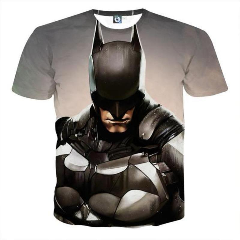 Batman Regrets 3D Printed Batman T-shirt