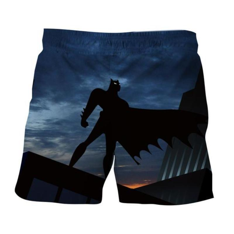 Batman Save Us All 3D Printed Batman Shorts