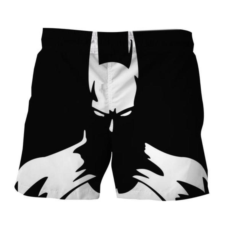 Batman Shadow 3D Printed Batman Shorts