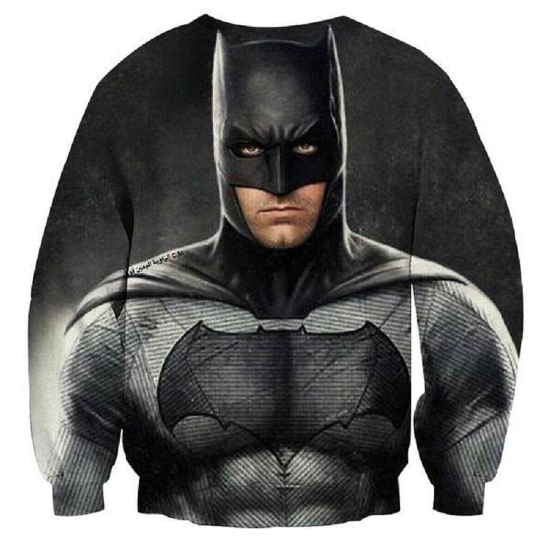 Batman Take It Serious 3D Printed Batman Sweatshirt
