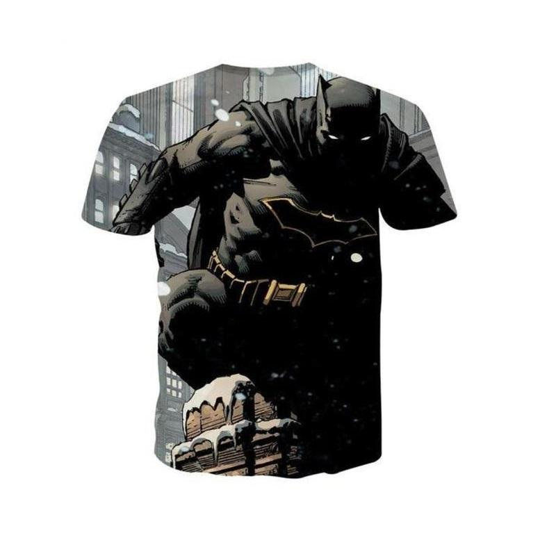 Batman Ultimate 3D Printed Batman T-shirt