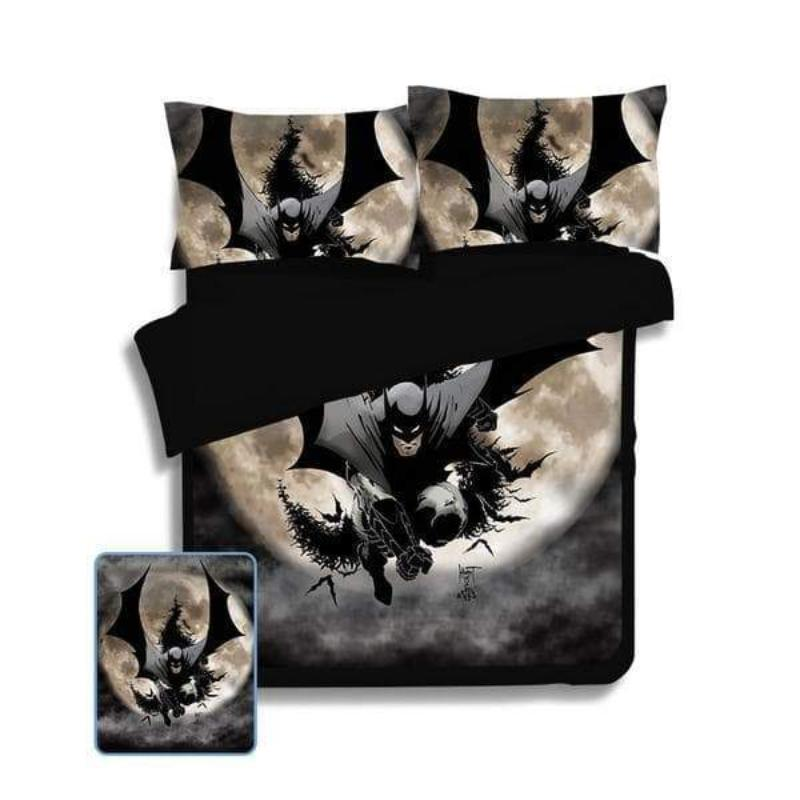 Batman Ultranationalist Bed Set