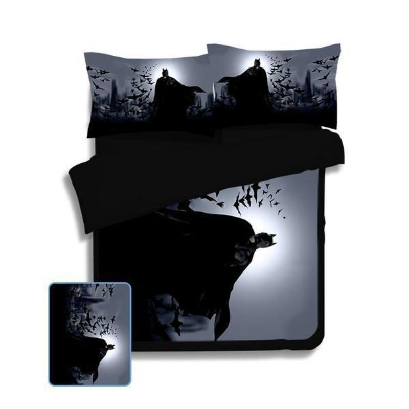 Batman Void Bed Set