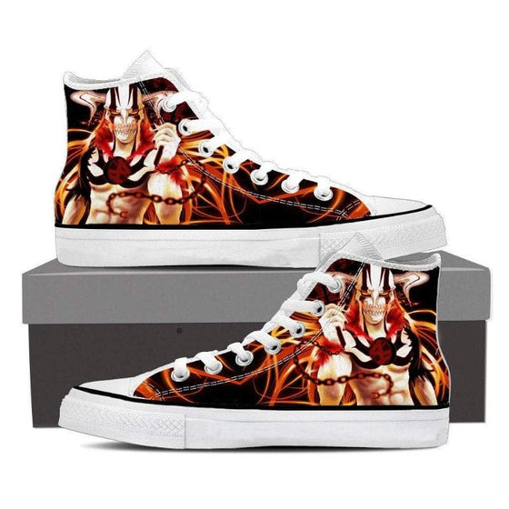 Converse Unisex Vasto Lorde Bleach Anime Shoes