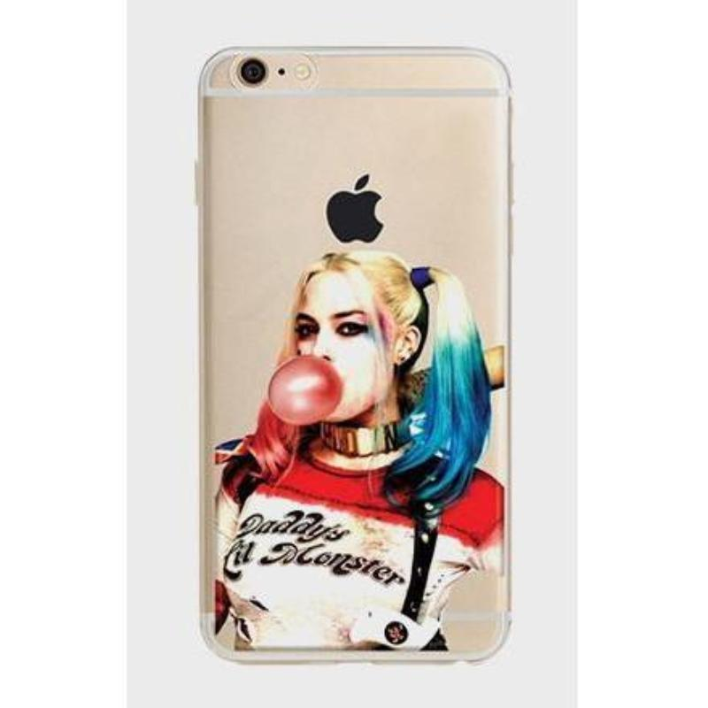 Attitude Harley Quinn Mobile Case For iPhone