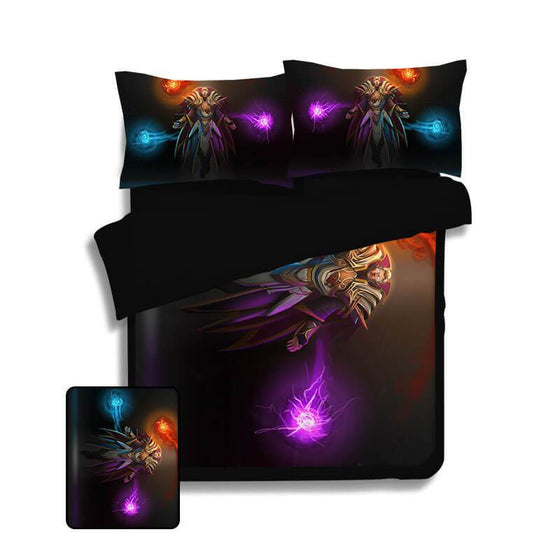 Invoker Vestige of the Arsenal Magus Invoker Bed Cover