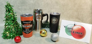 Harley-Davidson Travel Mugs