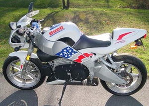 Buell XB Graphics
