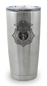 Harley-Davidson Insulated Stainless Steel Firefighter Mug