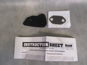 Buell Inspection Cover