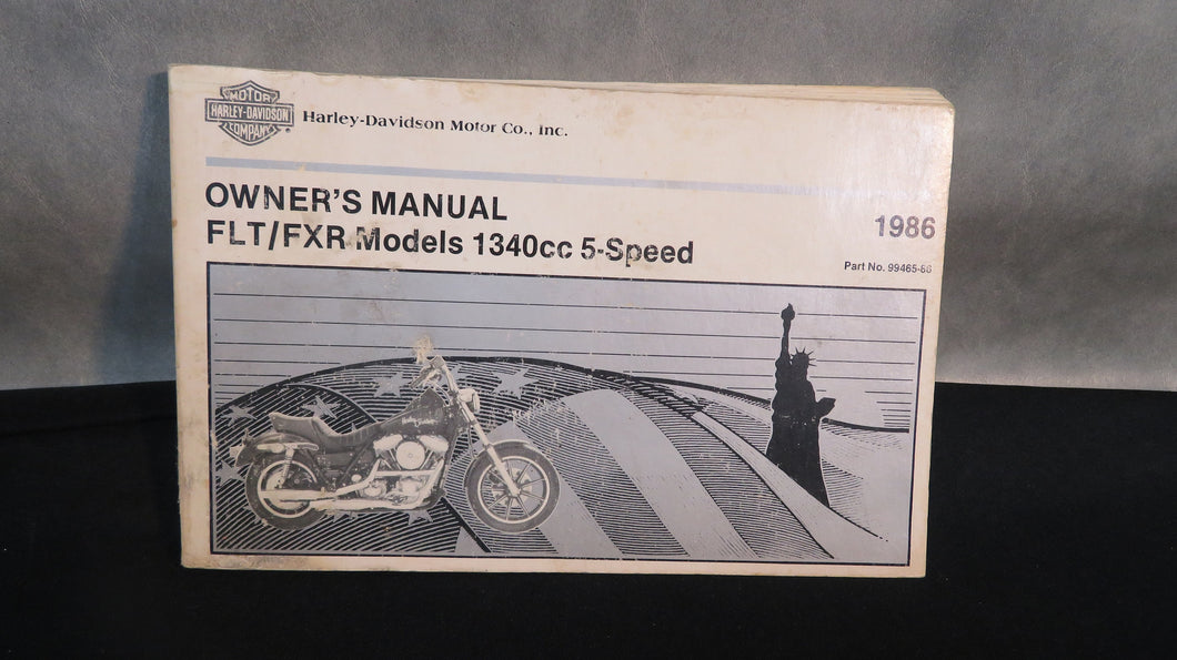 Harley-Davidson Owners Manual
