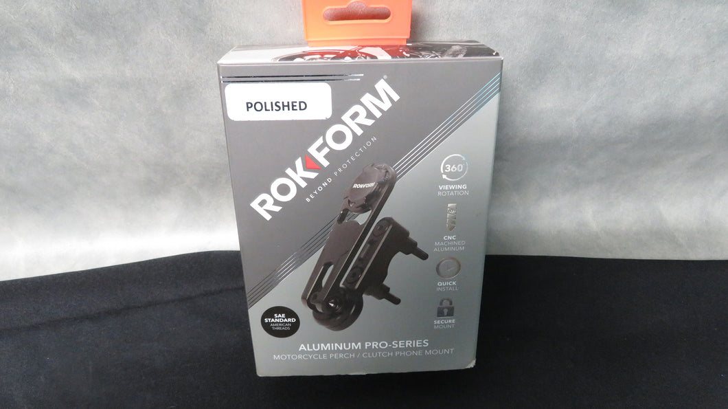 RokForm Motorcycle perch