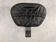 Adjustable Rider Backrest Kit - Comfort Stitch Style