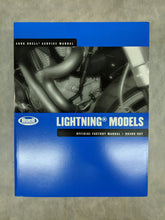 99490-06Y Buell Lightning Models - Official Factory Service Manual - 2006