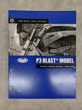 99573-09Y Buell P3 Blast Model - Official Factory Parts Catalog - 2009