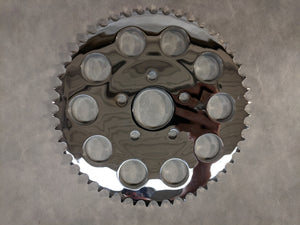 Chrome Plated Rear Sprocket Chain Drive
