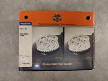 LED Fuel Gauge - Flames Collection