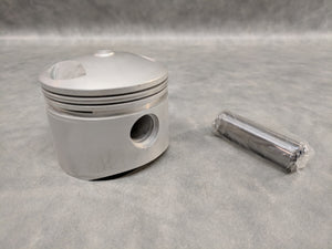 Eagle Iron Low Compression Piston (1340cc) With Hastings Rings (Std.)