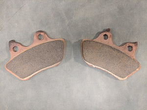 HD Original Equipment Rear Brake Pad Kit