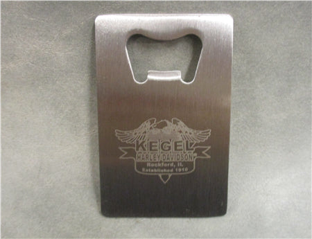 Kegel Harley-Davidson Bottle Opener
