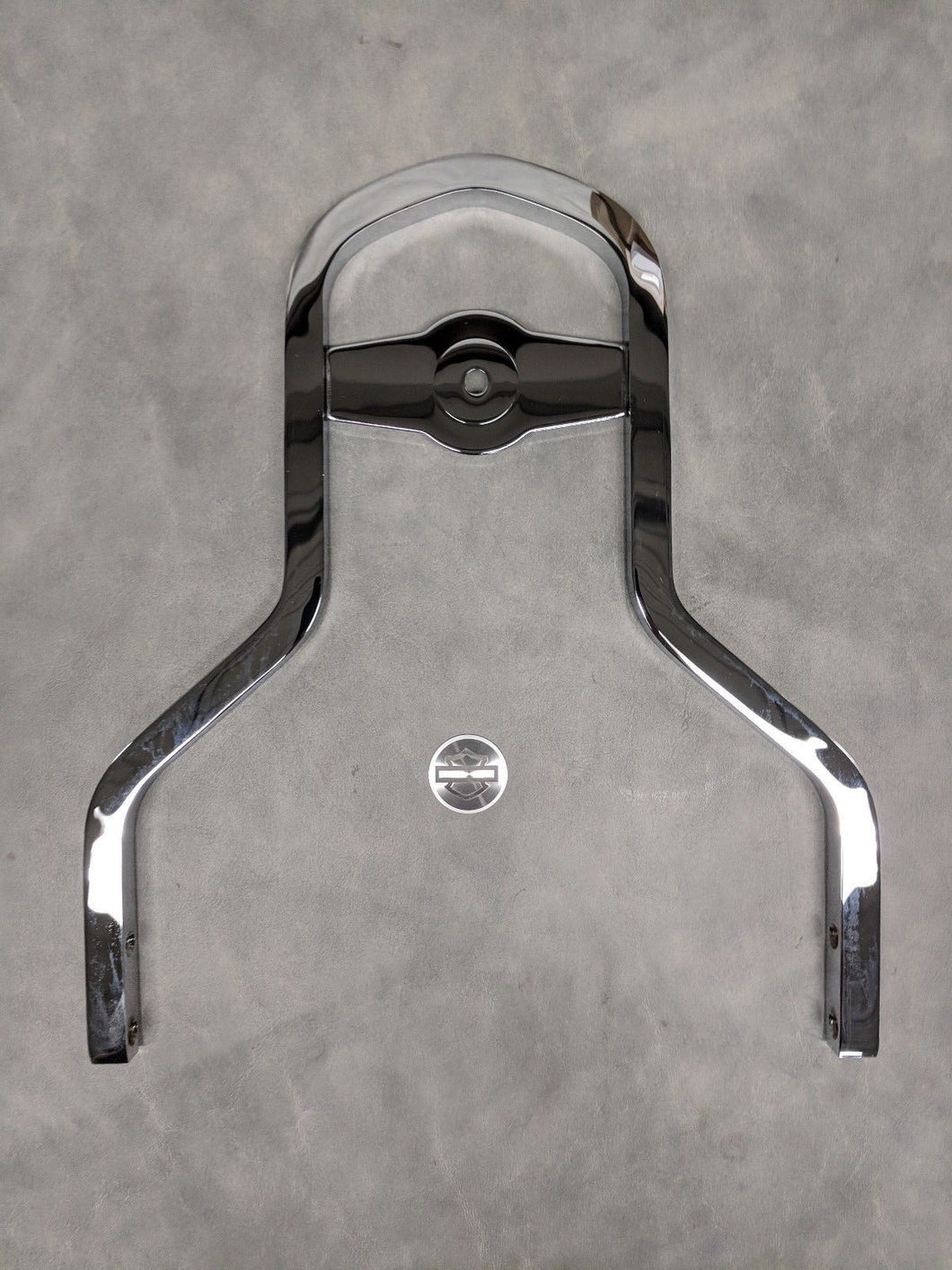 Softail Sissy Bar Low Square Upright