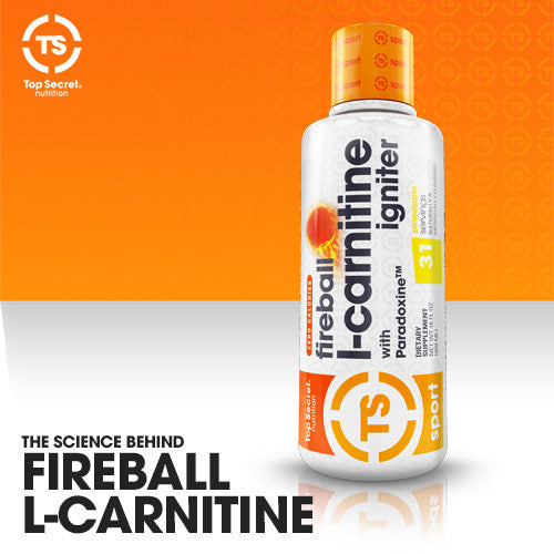 The Science Behind New Fireball L-Carnitine