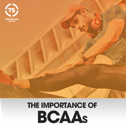 The Importance of BCAA Supplements